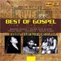 Compilation Best of gospel - live live live, vol. 1 avec T A Dorsey / Felicia Taylor / Lars Brandström / Choralerna / Peter Sandwall...