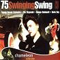 Compilation 75 swinging swing avec Don Cornell / Tommy Dorsey / Ella Fitzgerald / Glenn Miller / Al Jolson, the Andrews Sisters...
