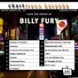 Album Artist series vol. 22 - sing the songs of billy fury de Charttraxx Karaoke