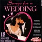 Album Songs for a wedding - 18 songs for that special day de Brian Dullaghan