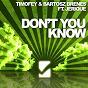Album Don't you know de Timofey, Bartosz Brenes