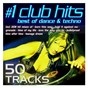 Compilation #1 club hits 2011 - best of dance & techno avec Lou / Booty Style / Casey Jean / Vinylmoverz / Robyn Master...