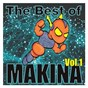 Compilation The best of makina avec Radiactive / Anonim / D J S Factory / Nando Dixkontrol / United Minds...