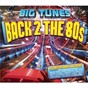 Compilation Big tunes - back 2 the 80s avec Lonnie Gordon / Kylie Minogue / Tiffany / Mel & Kim / Yazz...