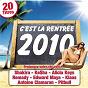 Compilation C'est la rentrée 2010 avec Milow / Shakira / Ke$ha / Alicia Keys / Klaas...