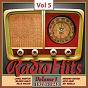 Compilation Radio hits vor dem krieg, vol. 5 avec Bea Wain / Bing Crosby / Lionel Hampton / Edythe Wright / Guy Lombardo...