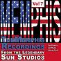 Album The memphis recordings from the legendary sun studios, vol. 7 de Carl Perkins / Carl Mann / Johnny Cash