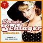 Compilation Deutsche schlager - die grössten hits, vol. 9 avec Detlev Lais / Orchester Kurt Henkels / Helga Wille / Friedel Hensch, Die Cyprys / Hula Hawaiian Quartett...