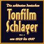 Compilation Die schönsten deutschen tonfilmschlager von 1929 bis 1937, vol. 4 avec Jarmila Novotna / Leo Moll / Hans Albers / Leo Monosson / Siegfried Arno...