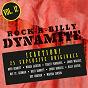 Compilation Rock-a-billy dynamite, vol. 12 avec Ric Cartey / Boyd Bennett / Dwight Whitey Pullen / Billy Lee Riley / Wanda Jackson...