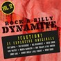 Compilation Rock-a-billy dynamite, vol. 32 avec Don Wade / Ray Sawyer / Benny Joy / The Belvederes / J D Orr, His Lonesome Valley Boys...
