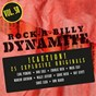 Compilation Rock-a-billy dynamite, vol. 38 avec Jesse Lee Turner / Carl Perkins / Junior Thompson / Don Cole / Bill Pinky...