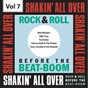 Compilation Shakin' All Over, Vol. 7 avec Toni Eden / Laurie London / Bert Weedon / Billy Fury / Cliff Richard...