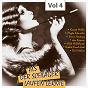 Compilation Als der schlager laufen lernte, vol. 4 avec Die Fidelios / The Comedian Harmonists / Die Weintraubs / Eric Harden / Alexander Flessburg...