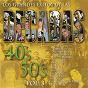 Compilation Los grandes éxitos de las décadas 40's - 50's, vol. 3 avec Los Dandys / María Luisa Landín / Agustín Lara / Lupita Palomera / Toña la Negra...