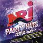 Compilation Nrj party hits 2014, vol. 2 avec John Ryan / Calvin Harris / John Newman / Black M / The Shin Sekaï...