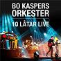 Album 10 låtar live de Bo Kaspers