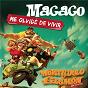 Album Me olvide de vivir de Macaco