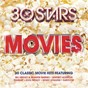 "Compilation 30 stars: movies avec Elvis Presley ""The King"" / Bill Medley / Jennifer Warnes / Andy Williams / Dolly Parton..."
