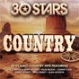Compilation 30 stars: country avec Rosanne Cash / Dolly Parton / Kenny Rogers / Willie Nelson / Ricky Skaggs...