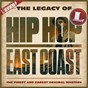Compilation The legacy of hip hop east coast avec Jay-Z / Krs One / Cappadonna / Nas / Common...