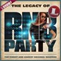 Compilation The Legacy of Rn'B Party avec Jagged Edge / Next / Naughty By Nature / Castro / Jon B...