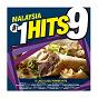 Compilation Malaysia no1 hits, vol. 9 avec Bunkface / Sezairi / Joe Flizzow / Sonaone / Alyah...