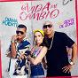 Album La vida me cambió de Gente de Zona / Diana Fuentes & Gente de Zona