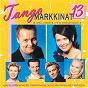 Compilation Tangomarkkinat 13 avec Esa Nummela / Antti Raiski / Mira Kunnasluoto / Erkki Räsänen / Jaana Pöllänen...