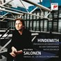 Album Hindemith: symphonic metamorphosis of themes by carl maria von weber & the four temperaments & mathis der maler symphony de Esa-Pekka Salonen