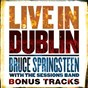 """Album Live in dublin - bonus ep de Bruce Springsteen """"The Boss"""""""