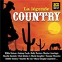 Album La légende country de Willie Nelson / Johnny Cash / Tammy Wynette / B.J. Thomas / Charlie Rich...