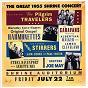 Compilation The Great 1955 Shrine Concert avec Sam Cooke / Pilgrim Travelers / The Caravans / Joe May / Annette May...