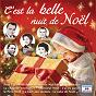 Compilation C'est la plus belle nuit de noël avec Alain Vanzo / Tino Rossi / Mathé Altéry / Lucien Lupi / Dalida...