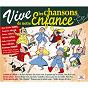 Compilation Vive les chansons de notre enfance avec Paulette Rollin / Linette Lemercier / Dominique Tirmont / Lisette Jambel / Raymond Amade...