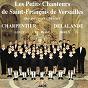 Album Charpentier, delalande, lully de Les Petits Chanteurs de Saint-François de Versailles / Yves Atthenont