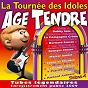 Compilation Age tendre  la tournée des idoles, vol. 4 avec Claude Barzotti / Frank Alamo / Georges Aber / E. Grenwich / J. Barry...