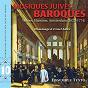 Compilation Musiques juives baroques - hommage à israel adler (jewish music venise mantoue, amsterdam 1623-1774) avec David Klein / Ensemble Texto / Marine Beelen / Elodie Fonnard / Geneviève Cirasse...