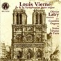 Album Louis vierne: symphonies pour orgue de Olivier Latry