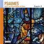 Album Psaumes pour les dimanches et fêtes, année a de Ensemble Vocal Hilarium / Michel Duvet / Bertrand Lemaire