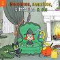 Compilation Sorcières, monstres, citrouilles & cie (3 à 7 ans) avec Dominique Becker / Jean Humenry / Les Croquemitaines / Les Amis de Tous les Enfants du Monde / Max Rongier...