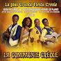 Album La plus grande fiesta créole (versiones en español) de La Compagnie Créole