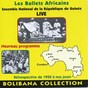 Album Rétrospective de 1950 à nos jours - live (feat. ensemble national de la république de guinée) (bolibana collection) de Les Ballets Africains