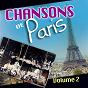 Compilation Chansons de paris, vol. 2 (songs from paris) avec Danielle Darrieux, Pierre Mingand / Léo Férré / Marcel Mouloudji / Yves Montand / Charles Trénet...