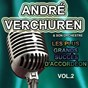 Album Les plus grands succès d'accordéon, vol. 2 de André Verchuren et Son Orchestre