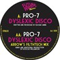 Album Dyslexic disco de Pro7