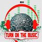 Compilation Turn on the music 2011 avec Sacha M, Dave Mitz / Ricardo Reyna / Agent Greg / King Richard, Danny Torrence / Romantica...