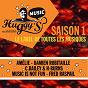 Compilation Le label de toutes les musiques : saison 1 avec Amélie / Damien Robitaille / Music Is Not Fun / Fred Raspail / C.Bailey & H-Burns