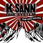 Album War inna galaxia de K-Sann Dub System