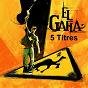 Album 5 titres ep de El Gafla
